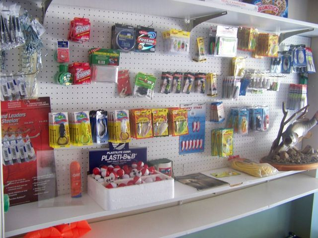 Store - Fishing Tackle Supplies